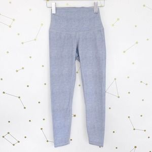 P'tula • Gray Herringbone Alianah Allure Leggings
